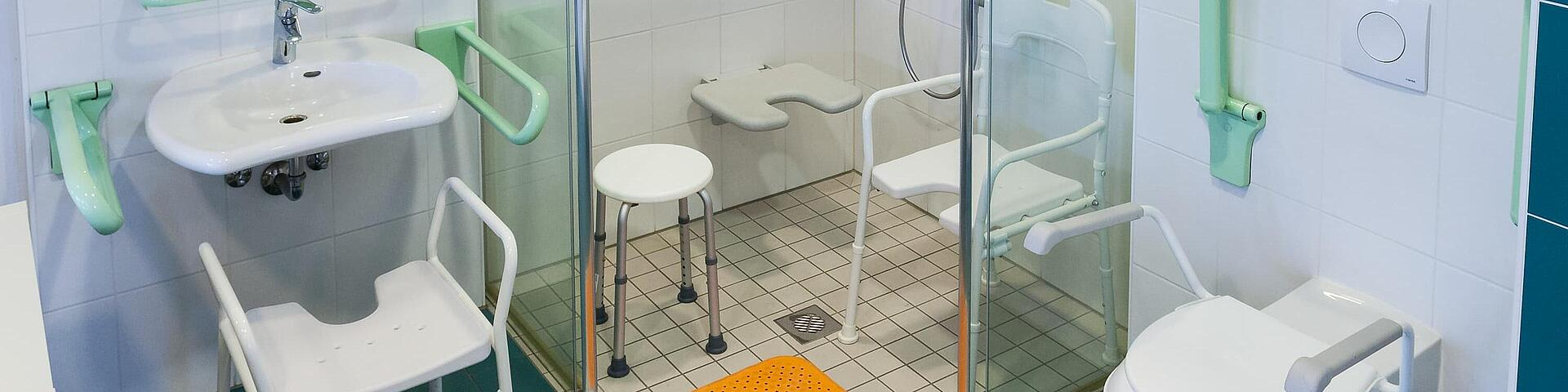Hilfsmittel für Bad und WC   ORD